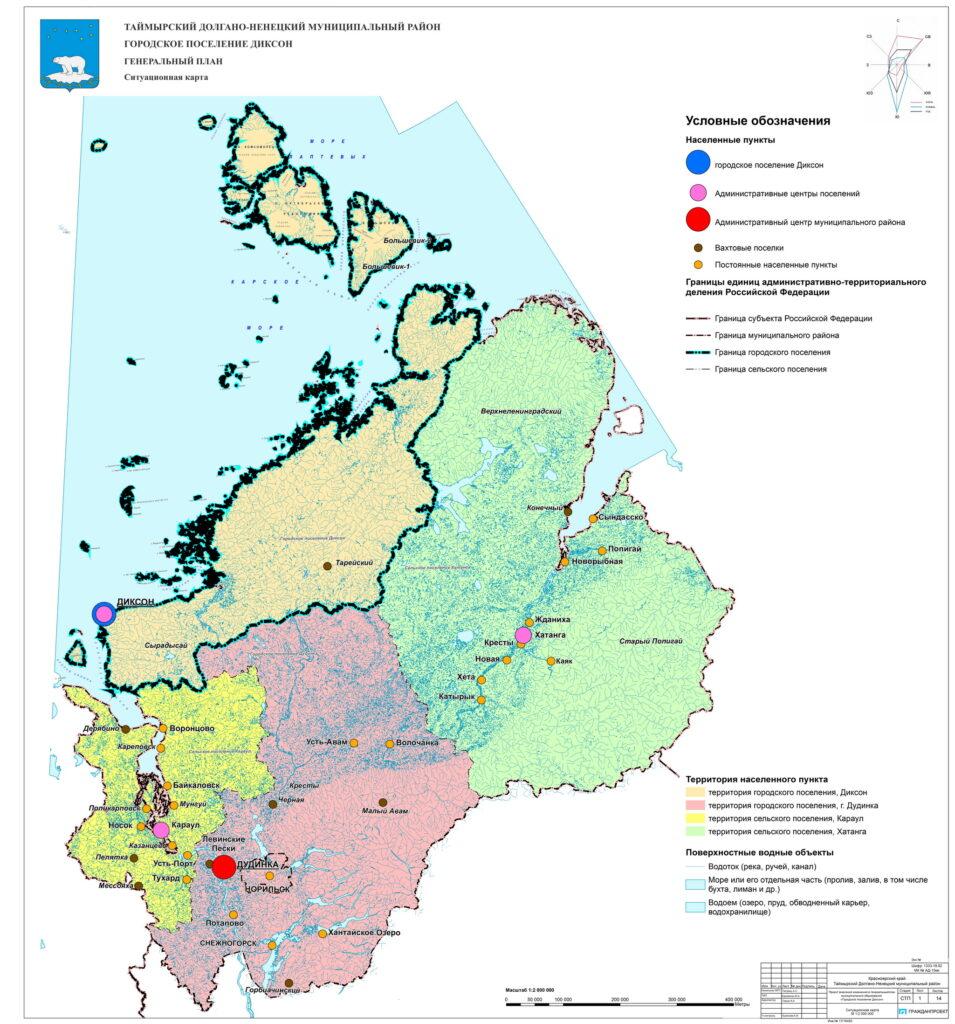 1_Ситуационная карта