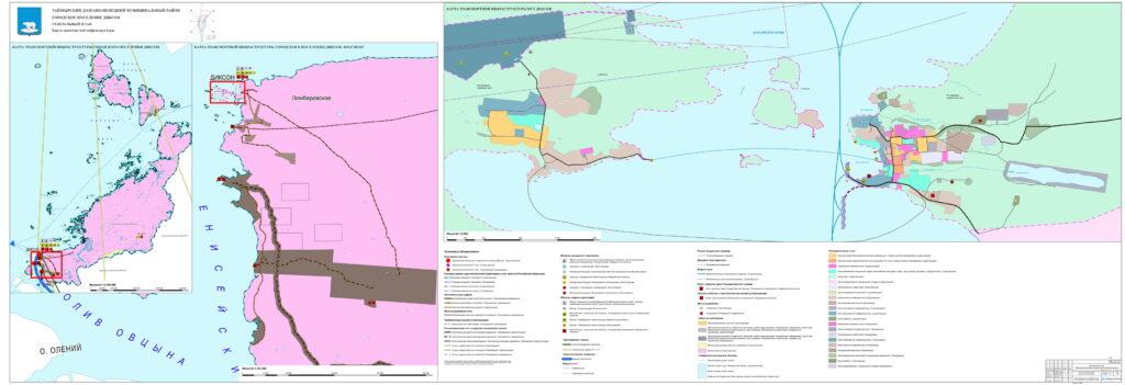 6_Карта транспортной инфраструктуры